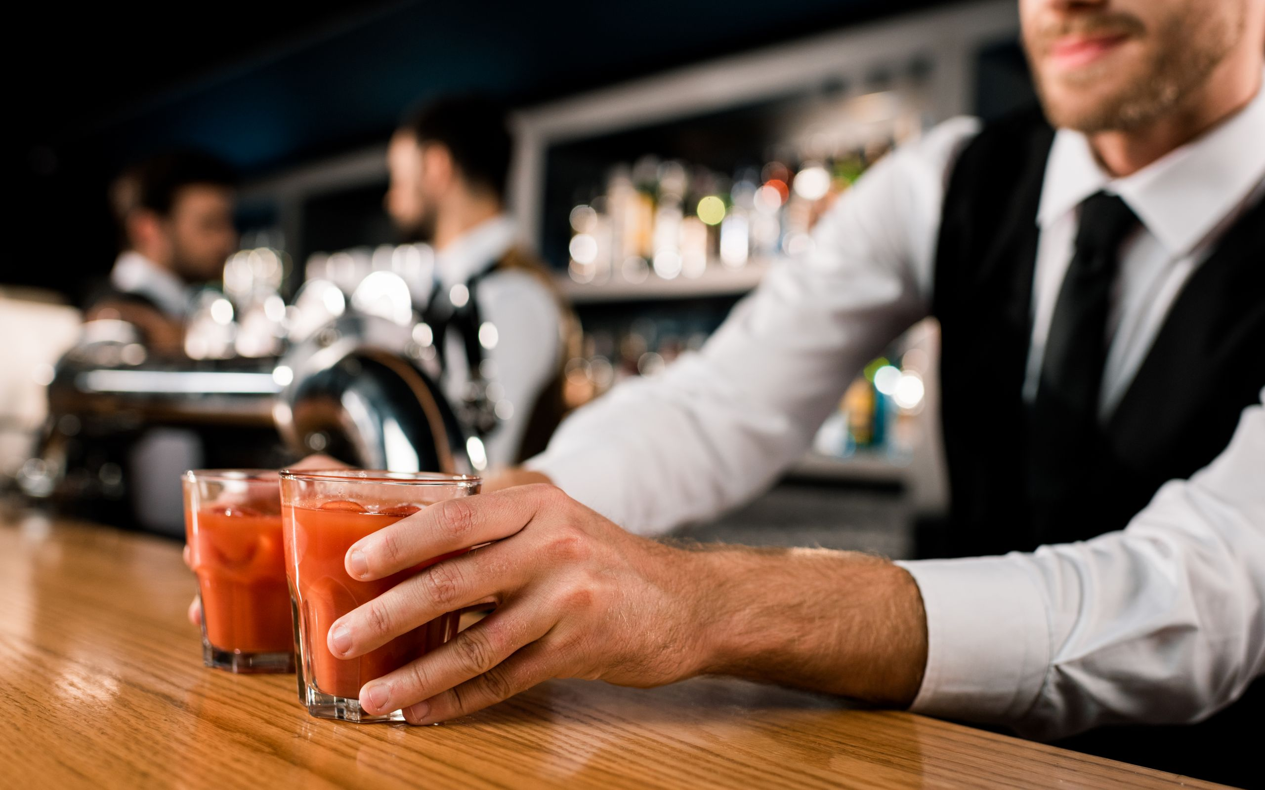 Bloody Mary Mixes for Restaurants