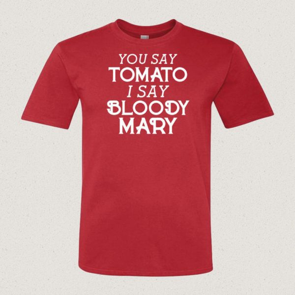 Skips Mix Bloody Mary Tee