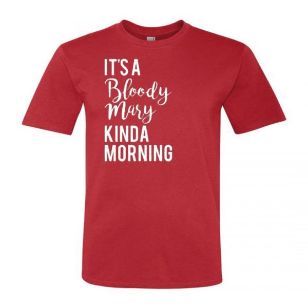 Bloody Mary Morning T-Shirt